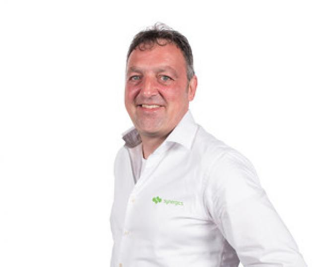 Patrick Foncke Service Delivery Manager bij Synergics